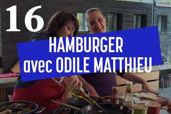 Nathalie is the Kitchen - épisode 16