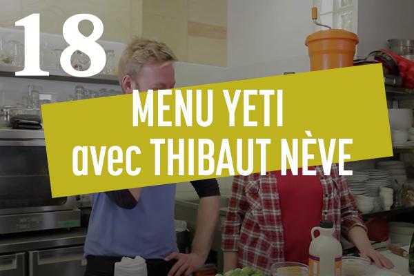 Nathalie is the Kitchen - épisode 18