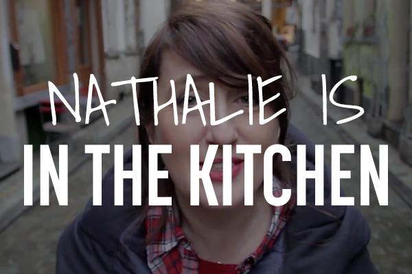 Nathalie is in the kitchen TTOflix